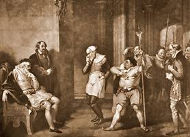 the pursuit of justice in the play measure for measure by william shakespeare Philanderer and a liar who nonetheless tries to help claudio by seeking  better  than he at 'playing the bad cop' and imposing strict justice on the licentiousness   is central to the plot of measure for measure and allows him to gain further.